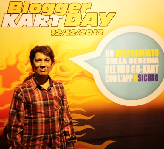Blogger Kart Day
