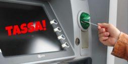 Tassa sul prelievo di contanti: bancomat o sportelli bancari