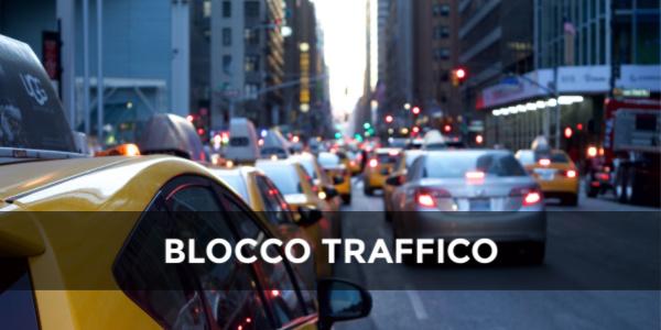 blocco traffico milano torino 2 febbraio