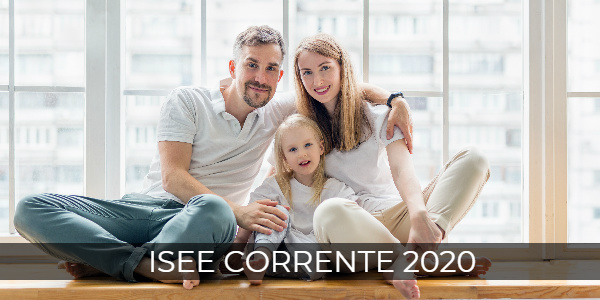 isee corrente 2020