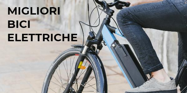 migliori bici elettriche bonus 500 euro