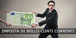 Tassa sui conti correnti: imposta di bollo in scadenza a fine giugno