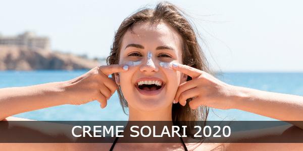 creme solari 2020 test altroconsumo