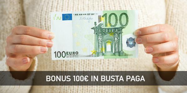 bonus 100 busta paga esclusi circolare 96 inps