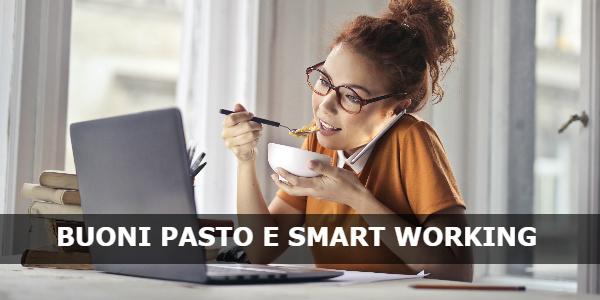 buoni pasto smart working