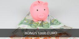 Bonus 1.000 euro: come funziona e come ottenerlo